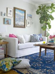 Rug Sets For Living Rooms Bohemian Chic Living Room Decoration With Pretty Blue Oriental