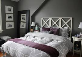 Decoration In Gray And Purple Bedroom Ideas Purple And Grey Elegant Home  Ideas
