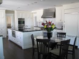 White Cabinets Dark Floors Thegreenstationus