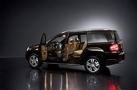 2009 New York: 2010 Mercedes-Benz GL-Class Receives Subtle ...