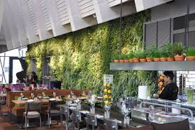 Small Picture 6 inspiring ideas for vertical gardens in Restaurant Bar Design