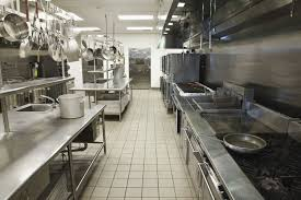 Restaurant Kitchen Flooring Options Low Maintenance No Hassle Kitchen Flooring Options