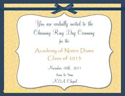 you are cordially invited to my graduation ceremony invacation1st org