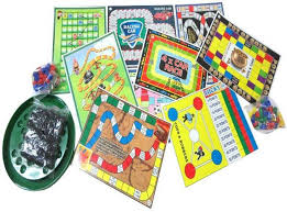 Fun Business Games Dcs Childrens Dream World Fun With 60 Business 59 Games Board