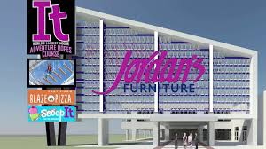 New Jordan s Furniture Store To Feature Ropes Course Hartford