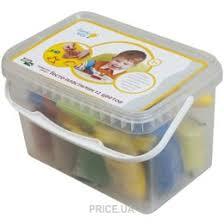 Genio Kids Тесто-<b>пластилин</b> 12 цветов (TA1068): Купить в ...
