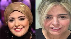 صابرين تخلع الحجاب وتكشف صعوبة هذه التجربة