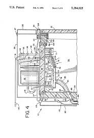 patent us reach in cooler window patents patent drawing