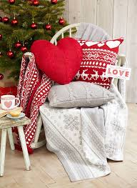 Christmas Throw Blankets And Pillows
