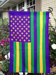 american garden flag. Delighful American American Mardi Gras Garden Flag In N