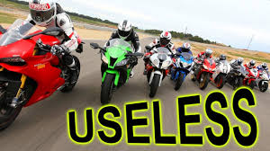Liter Bikes 1000cc Sport Bikes Are Useless Mostly Youtube