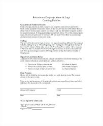 Catering Proposal Letter Awesome Letter Format For Proposal Writing Best Of Business Proposals