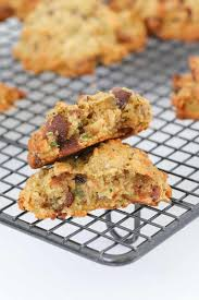 Kitchen Sink Cookies Zucchini Oat Bake Play Smile