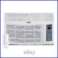 haier ac unit. haier hwr06xcr 6,000 btu 115v electric window air conditioner ac unit with remote ac