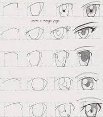 johnnybro s how to draw manga drawing manga eyes part ii again