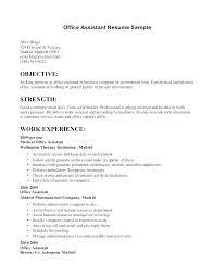 Interpersonal Skills Resume Summary On Job For List Of Example