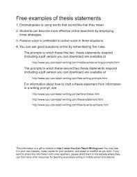 Thesis Statement For Persuasive Essay Cover Letter Topics And