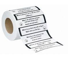 toilet roll makes a great kris kringle gift idea under 10 toilet paper origami