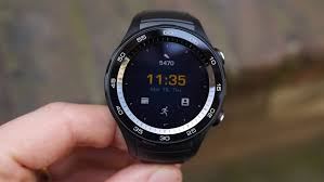 huawei watch 2 pro. huawei watch 2 hands on: latest android wear offering laces up its running shoes pro