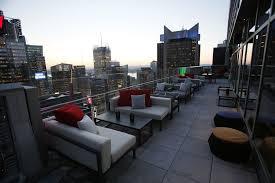 Bar 54: New York City's Highest Rooftop Bar