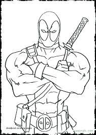 Deadpool Coloring Book Pages Coloring Pages Free Vs Robin Book Kids