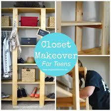 diy closet makeover for teens square