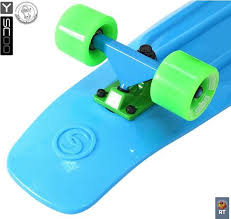 Купить <b>скейтборд Y-Scoo Big Fishskateboard</b>: цены от 1138 р. в ...