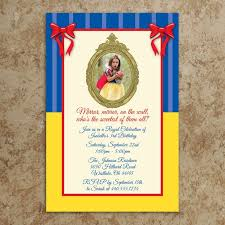 birthday invites cool snow white birthday invitations design for additional birthday party invitation template