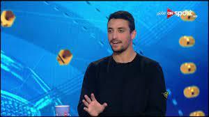 """صاحب فكرة """"الماسك"""" لاعب المنتخب الأولمبي """"طاهر محمد طاهر"""" يكشف القصة  الحقيقية التي وراء الظهور به - YouTube"""