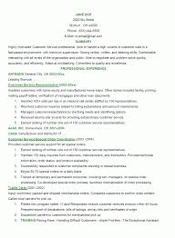 Examples Of A Good Resume Cv Profile Example Graduate Example