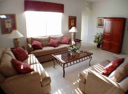 Red And Beige Living Room Awesome Interior Design And Simple Family Room With Beige Sofa And