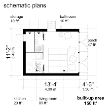 Shed Roof Home Plans Small House Plans With Shed Roof