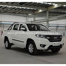 China 4x4 pickup trucks with KD kits to be assembled in local plant ...