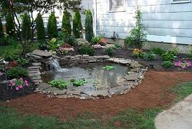 Beautiful Small Pond Design To Complete Your Home Garden Ideas Small Ponds In Backyard