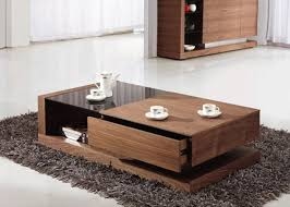 modern wooden center table designs
