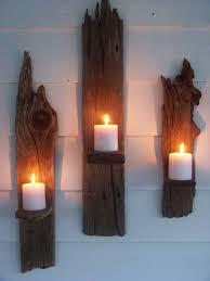 stickers home decor wall candle holders in conjunction with regard to wood sconces for candles idea 16