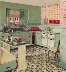 Retro Kitchen Retro Kitchen Appliances Style Home Design And Decor