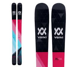 Volkl Aura Skis 2018 Womens The Ski Monster