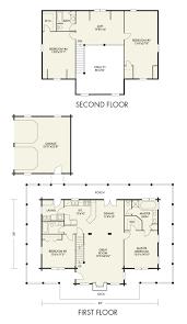 Beautiful 5 Bedroom Floor Plans Images  Home Design Ideas 4 Bedroom Log Cabin Floor Plans