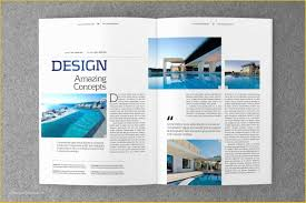 Free Magazine Layout Templates For Publisher Of