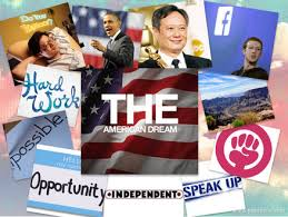 tenets of the american dream american dream collage sherry  picture