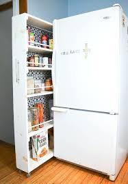 space saving pull out pantry diy slide shelves