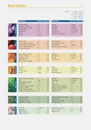 Calories Chart In Different Food Items 33 Unfolded Calorie Chart For Food Pdf