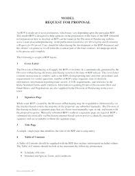 Project Proposal Cover Letters Project Proposal Cover Letter Request For Example Resume Endearing