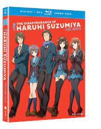 DISAPPEARANCE OF HARUHI SUZUMIYA: THE MOVIE - DISAPPEARANCE OF HARUHI  SUZUMIYA: THE MOVIE 3 Blu-ray: Amazon.de: DVD & Blu-ray