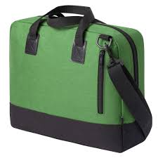<b>Сумка для ноутбука Unit</b> Bimo Work, зеленая | Рекламная группа ...