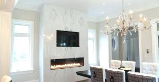 modern fireplace surround ideas best stone choices installation and tips mosaic tile tiles gallery