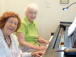 100 years old and still teaching her piano students | The Chestnut Hill  Local