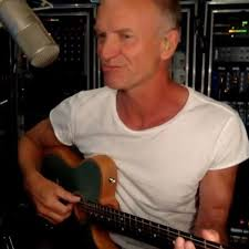 Hear Sting sing new version of Message in a Bottle in boost for cancer  charity - Chronicle Live