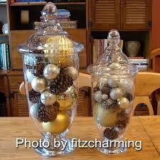 Apothecary Jars Christmas Decorations Christmas Decorations Glass Jars Psoriasisguru 43
